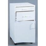 Mobile Cabinet I - Assembled: Model # U-TA2WDS