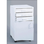 Mobile Cabinet I - Assembled: Model # U-TAIWS