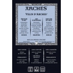 "Arches® ARCHES COVER 22x30 250G WHITE: White/Ivory, Sheet, 22"" x 30"", Medium, (model 1795145), price per sheet"