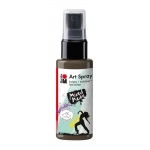 Marabu Art Spray Cocoa: Brown, Bottle, 50 ml, Acrylic, (model M12099005295), price per each