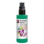 Marabu Fashion Spray Mint 100ml: Green, Bottle, 100 ml, Fabric, (model M17199050153), price per each