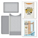 Spellbinders  - Shapeabilities -  Paper Bag Envelope Dies