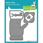 Lawn Fawn - Lawn Cuts - Happy Mail Dies