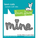 Lawn Fawn - Lawn Cuts - Scripty Mine Die