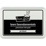 Lawn Fawn - Lawn Fawndamentals - Jet Black Premium Ink Pad