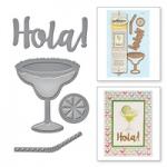 Spellbinders - Die D-Lites - Hola Margaritas