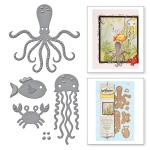 Spellbinders - Die D-Lites - Sea Animals