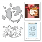 Spellbinders - Stamp & Die Set - Squirrel