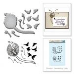 Spellbinders - Stamp & Die Set - Dandelion