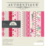 Authentique - 6x6 Bundle - Beloved