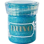 Tonic - Nuvo - Glimmer Paste - Blue Topaz