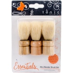 Tonic Studios - Mini Blending Brushes - 3 Pack