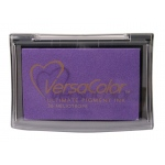 VersaColor™ Pigment Ink Pad Heliotrope: Purple, Pad, Pigment, Full Size Rectangle, (model VC036), price per each