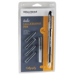 William Mitchell Italic Fountain Pen: 1.2mm, Calligraphy, (model 35907), price per set