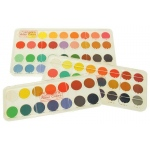 Royal Talens Talens® Angora™ Watercolor 36-Color Set: Multi, Pan, Watercolor, (model 60116), price per each