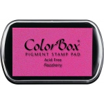 ColorBox® Full Size Ink Pad Razzberry: Red/Pink, Pad, Pigment, Full Size Rectangle, (model CS15192), price per each