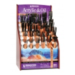 Princeton Catalyst Brush, Blade, & Wedge Display Assortment