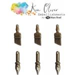 Maya Road - Ken Oliver - Vintage Charms - Art Supplies