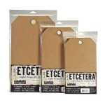 Stampers Anonymous - Tim Holtz - Etcetera Stamp Set