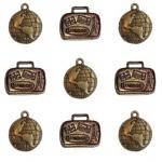 Maya Road - Ken Oliver - Vintage - World Traveler Charms