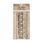 Advantus - Tim Holtz - Ideaology - Ruler Pieces