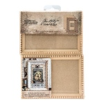 Advantus - Tim Holtz - Ideaology - Mini Framed Panels