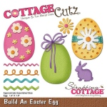 CottageCutz - Build An Easter Egg Die