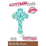 CottageCutz - Butterfly Cross Die