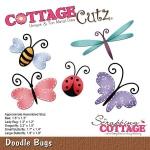 CottageCutz - Doodle Bugs Die