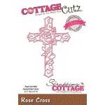 CottageCutz - Rose Cross Die