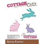 CottageCutz - Spring Bunnies Die