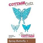 CottageCutz - Spring Butterfly 1 Die