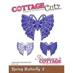 CottageCutz - Spring Butterfly 2 Die