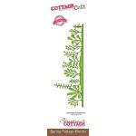 CottageCutz - Spring Foliage Border Die