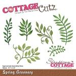 CottageCutz - Spring Greenery Die