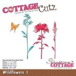 CottageCutz - Wildflowers 1 Die