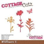 CottageCutz - Wildflowers 5 Die