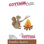 CottageCutz - Campfire Squirrel Die
