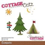 CottageCutz - Campsite Die
