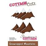 CottageCutz - Snowcapped Mountains Die