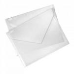 Sizzix - Plastic Envelopes - 9inx11 3/4in - 2 Pack - for Framelits Plus & Thinlits Plus