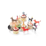 Sizzix - Bigz Die - Dogs - 3-D by Where Women Cook