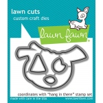 Lawn Fawn - Lawn Cuts - Hang in There Dies