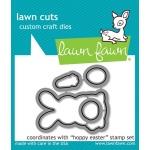 Lawn Fawn - Lawn Cuts - Hoppy Easter Dies
