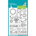 Lawn Fawn - Out of This World Stamp Set