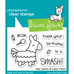 Lawn Fawn - Year Seven Stamp Set