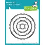 Lawn Fawn - Lawn Cuts - Zig Zag Circle Stackables Dies