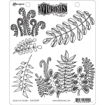 Ranger - Dyan Reaveley - Dylusions - Cling Stamps - Oodles of Foliage