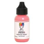 Ranger - Dina Wakley Media - Heavy Body Acrylic Paints - 1 oz Bottled Paints - Blushing