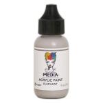 Ranger - Dina Wakley Media - Heavy Body Acrylic Paints - 1 oz Bottled Paints - Elephant